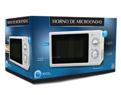 NES-555 HORNO DE MICROONDAS